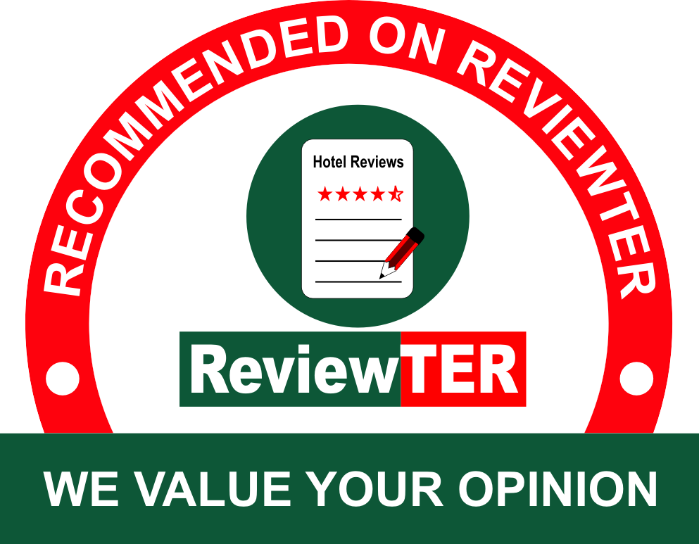 Recommeded Reviewter Logo